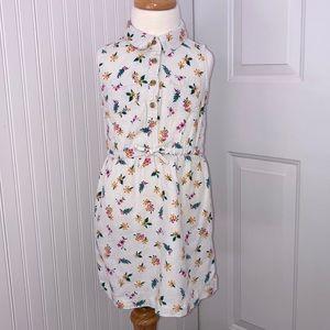4t old navy sea salt shirt dress
